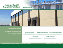 Tablet Preview of consultasyasesoramientos.es